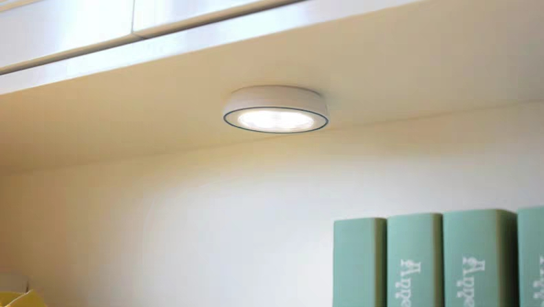 마카롱 접착식 LED조명 3개 리모컨포함 - 오리엔탈무드, 17,380원, 포인트조명, 센서조명
