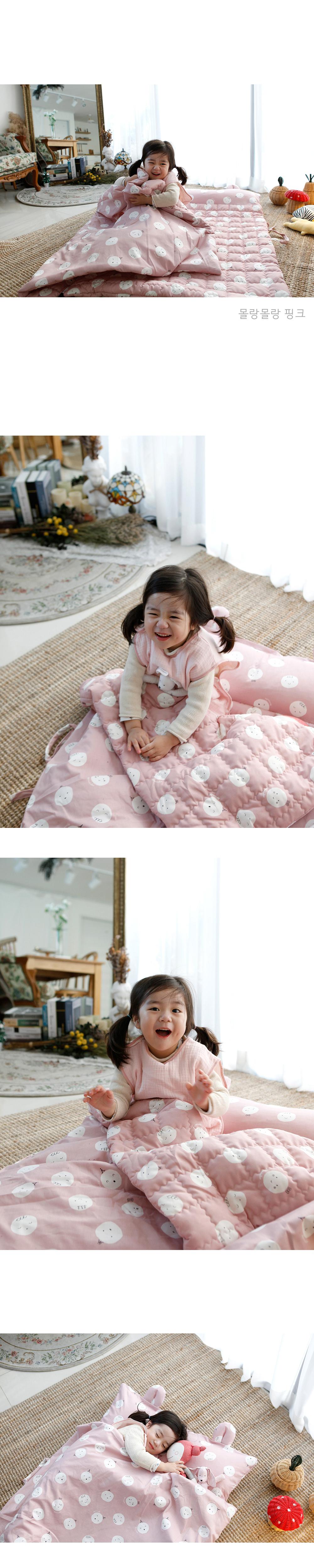 꿈두부 일체형 낮잠이불 3종 어린이집 준비물 - 꿈꾸는두부, 97,000원, 패브릭/침구, 낮잠이불