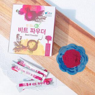 [제주본초] 제주 레드비트 파우더 1박스(2g*30개)