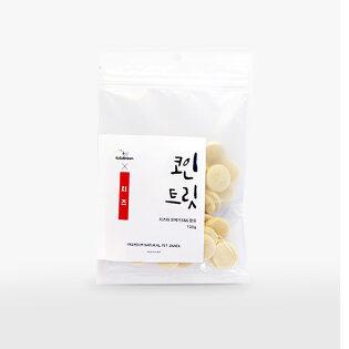 코코브라운 코인트릿 치즈 100g