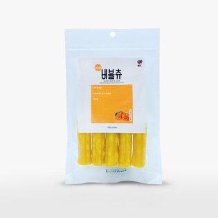 펫쯔 버블츄 유산균껌 단호박 100g