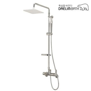 대림바스 욕실 샤워기 해바라기 샤워기 DL-YB5B11 / 샤워수전