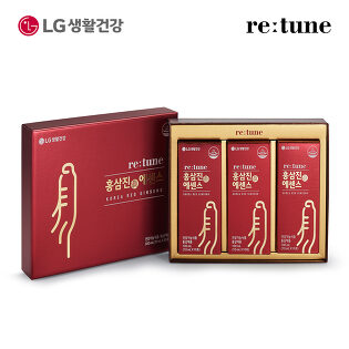 [LG생활건강]리튠 홍삼진 에센스(10ml/30포)x1개