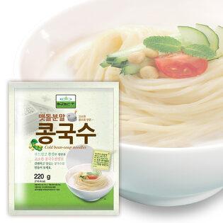[LIVE] 맷돌분말 콩국수 5봉