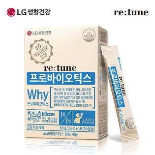 [LG생활건강]리튠 프로바이오틱스(30포/1개월분)x1개