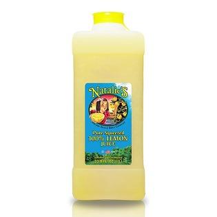 [100%냉동착즙] 나탈리스 레몬 1L / 건강주스