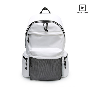 TIDY BACKPACK_WHITE
