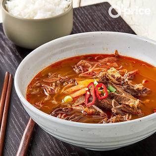 오프라이스x양평해장국 장터국밥