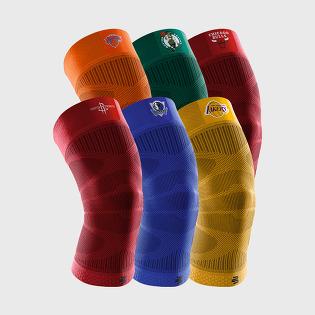 올림픽 및 NBA 독점 공급 무릎보호대 무릎슬리브 바우어파인트 게뉴슬리브 팀에디션