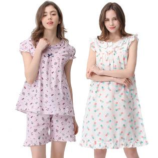 본사직영판매 DAB 댑코리아 여성 잠옷원피스/잠옷세트/언더웨어 20종택1