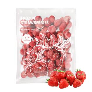 냉동과일 딸기 홀 1Kg