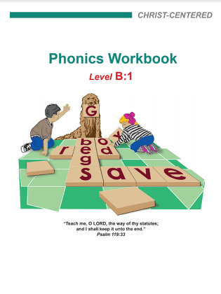 Phonics Workbook - Level B1